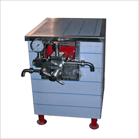 Dairy Homogenizer Machine
