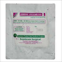 Combine Dressing sterile Pad