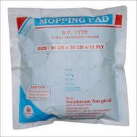 Sterile Mopping Pad