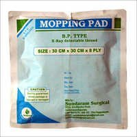 Sterile Mopping Pads