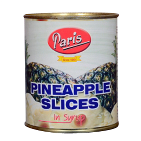 Pineapple Slices Syrup