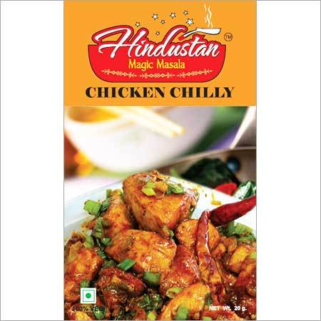 Chicken Chilli Masala