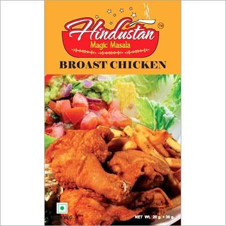 Broast Chicken Masala