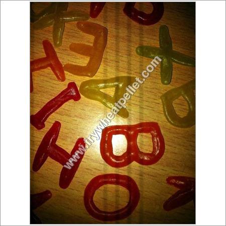 Alphabetic Pellet