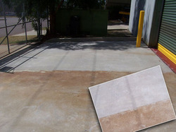Suppliers of Industrial floor clean