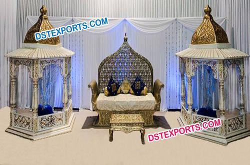 Royal Wedding Jodha Akbar Stage