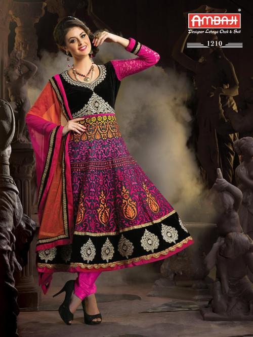 Salwar suits manufacturers