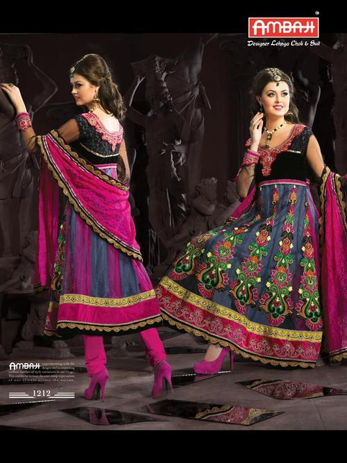 Anarkali Suits Manufacturers