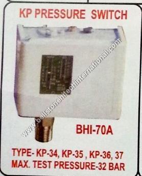 KP Pressure switch