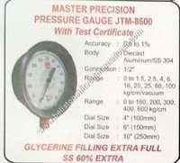 Master precision pressure