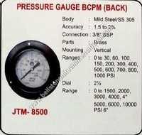 Pressure gauge BCPM
