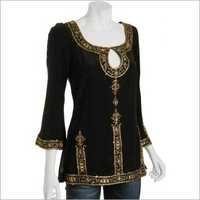 Embroidered Ladies Kurtis