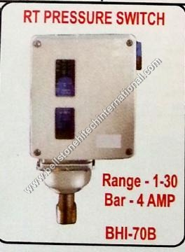 RT Pressure switch