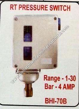 RT Pressure switch
