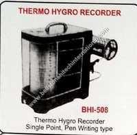 Thermo Hygro recorder