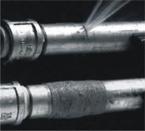 Aquafix Pipe Repair kit 50mm wide x 1.5m long