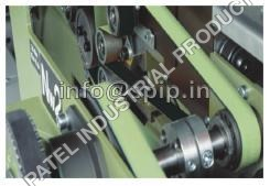 Flat Belt for Folder Gluer Application