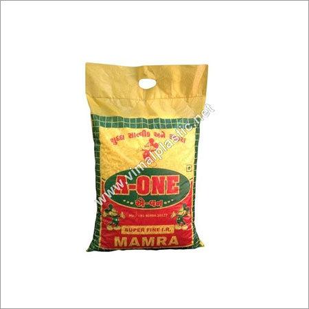 D Cut Mamra Bags