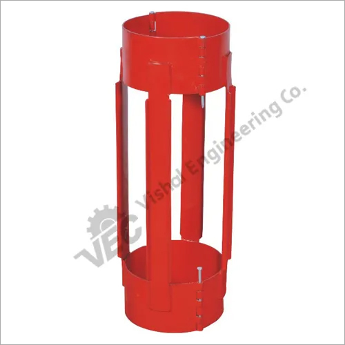 Hinged Welded Positive Bow Centralizer