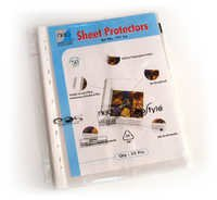 Sheet Protectors, 50 mic super thick, 25 pcs/pack A4
