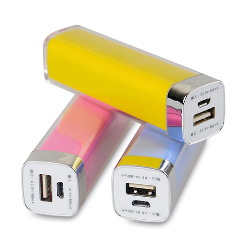 Lipstick power bank mobile charger