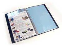 Display Book, 20 Pockets F/C