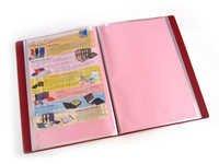 Display Book, 40 Pockets F/C