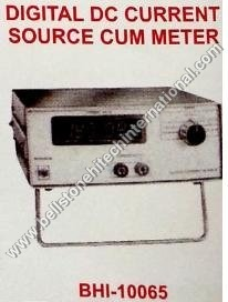 Digital DC current source cum meter