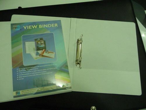 View Binders