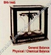 General balance & physical chemaical balance