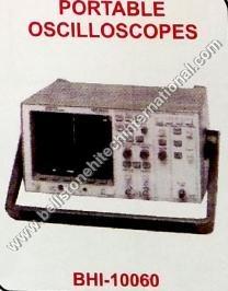 Portable oscilloscopes