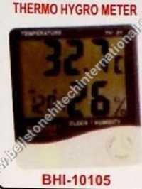 Thermo hygro meter