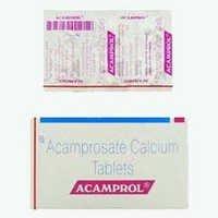 Campral Generic - Acamprosate Tablet
