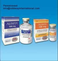 Alimta Pemetrexed 100mg -500mg Injection