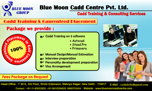 Cadd Training Services