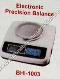 Electronic precision balance