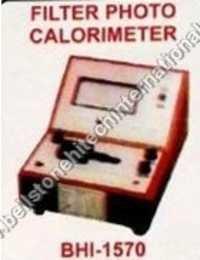 Filter photo calorimeter