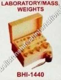 Laboratory mass weights