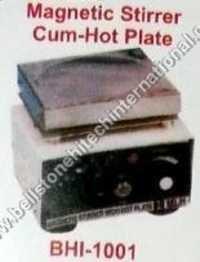 Magnetic stirrer cum hot plate
