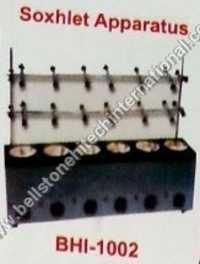 Soxhiet apparatus