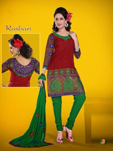 Latest Salwar Suits Designs