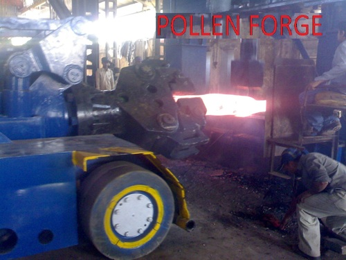 Open Die Forging Plant