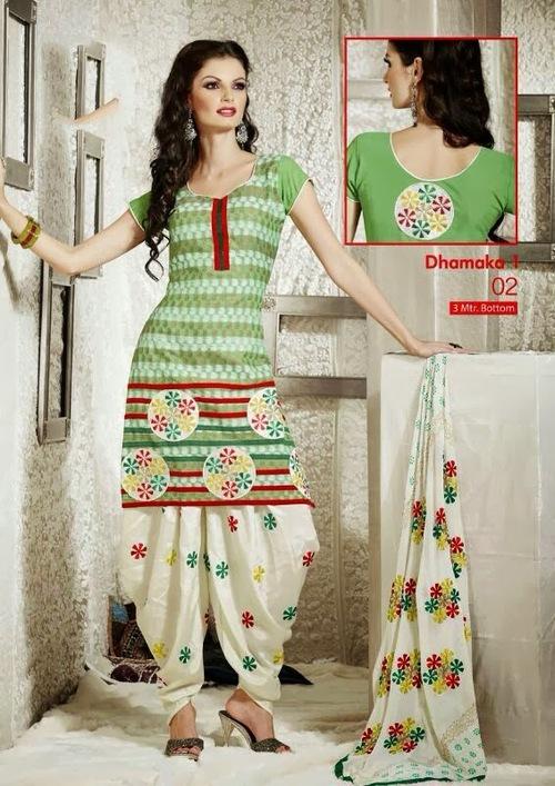 Cotton Indian Suits