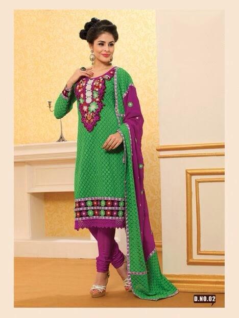 Indian Fashion Salwar