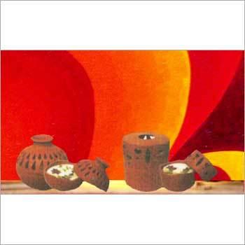 Terracotta Candles
