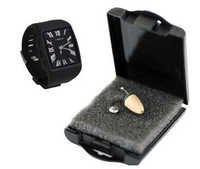 SPY LONG RANGE BLUETOOTH WATCH WITH EARPIECE IN DELHI INDIA