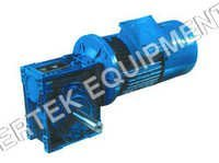 Worm Geared Brake Motor
