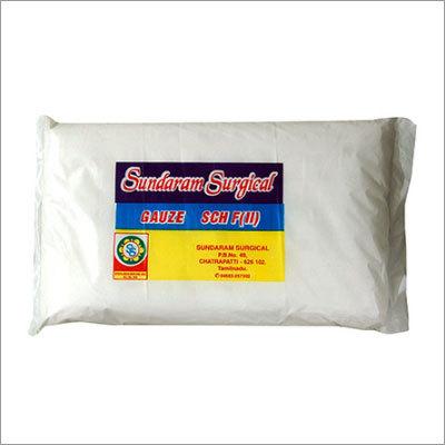Disposable Cotton Gauze Swab