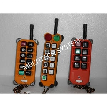 Telecrane Radio Remote Control System