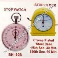 Stop watch stop clock